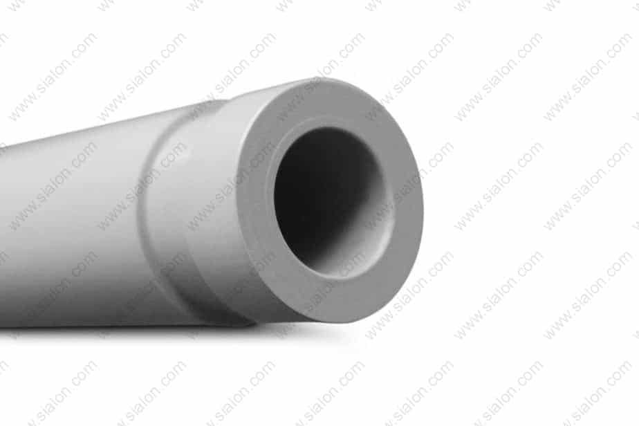 Sialon Thermocouple Protection Tubes | Sialon Ceramics