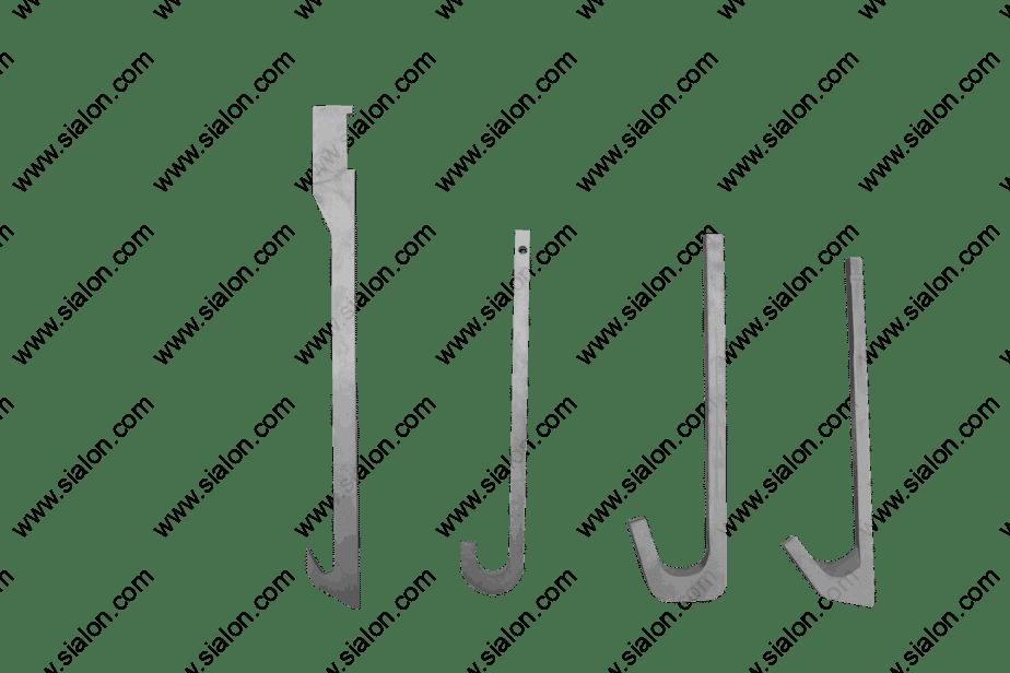 Sialon Galvanizing Hooks
